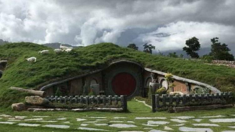 Hobbithill в Карпатах