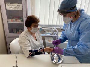 тесты на коронавирус