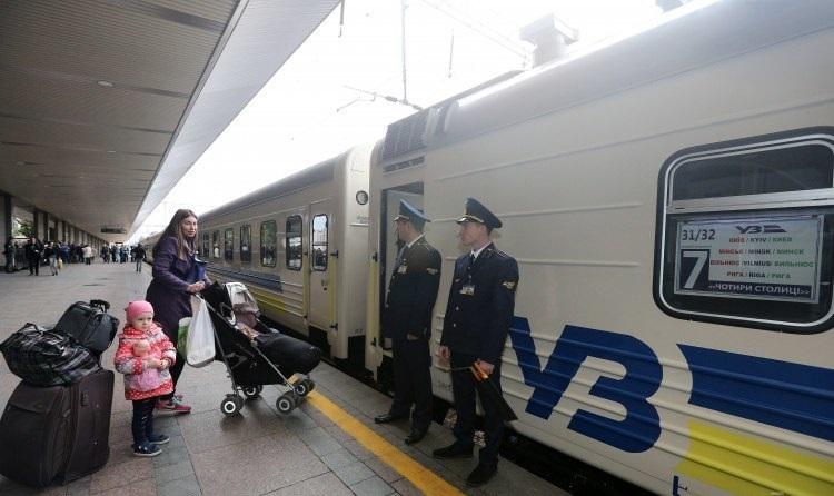 поезда в Трускавец