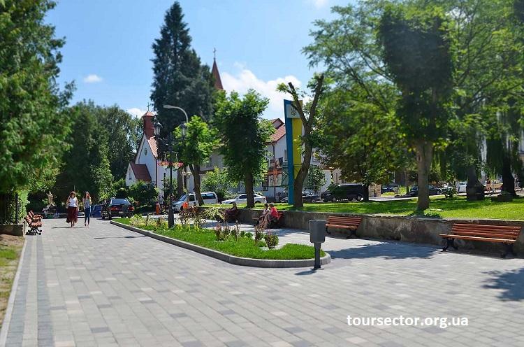 проспект Кобзаря