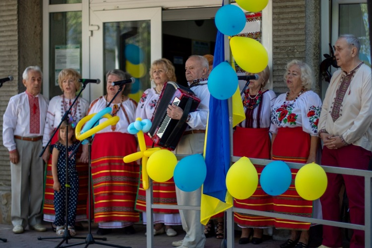 День Независимости в Трускавце