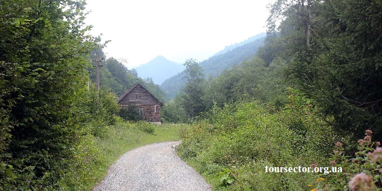 зеленый туризм